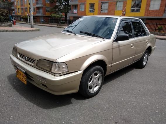 Mazda 323 Ns 1988 Version Full Inyeccion