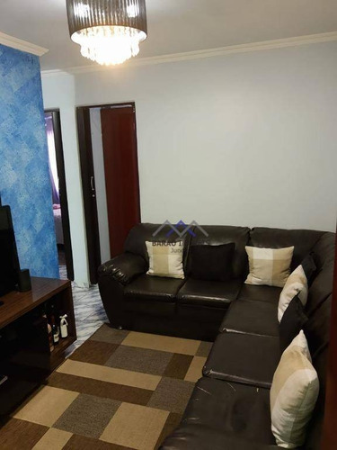 Imagem 1 de 9 de Apartamento À Venda, 54 M² Por R$ 150.000,00 - Morada Das Vinhas - Jundiaí/sp - Ap1656