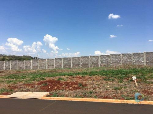 Terreno Uso Misto À Venda, 362 M²  - San Marcos - Ribeirão Preto/sp - Te1560