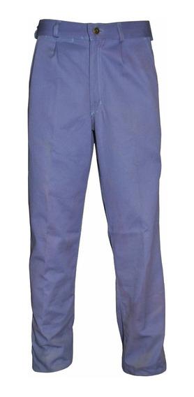 Pantalón De Trabajo Gaucho Azulino