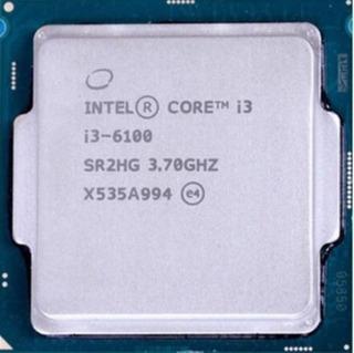I3 6100 Sexta Generacion En Oferta! No Incluye Cooler
