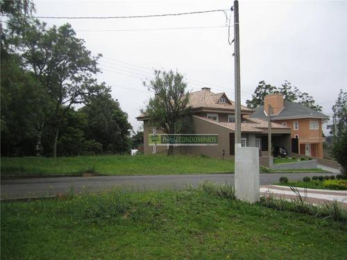 Terreno À Venda, 1043 M² Por R$ 600.000,00 - Barreirinha - Curitiba/pr - Te0045