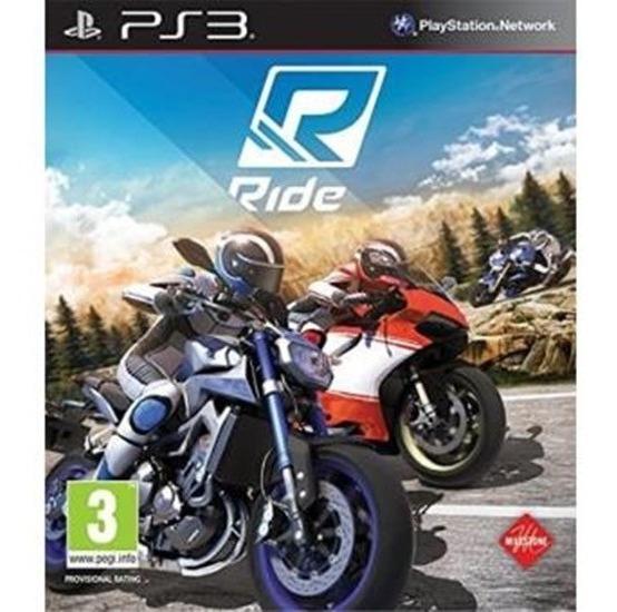Ride Ps3 Em Português Br Digital Psn Envio Na Hora