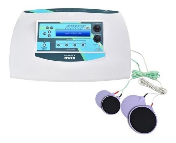 Combi 4 Max Cecbra Aparelho Eletroestimulador Multicorrentes