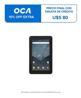 Tablet M7s 7 Quad Core 16gb Android 8.1 Negra Multilaser