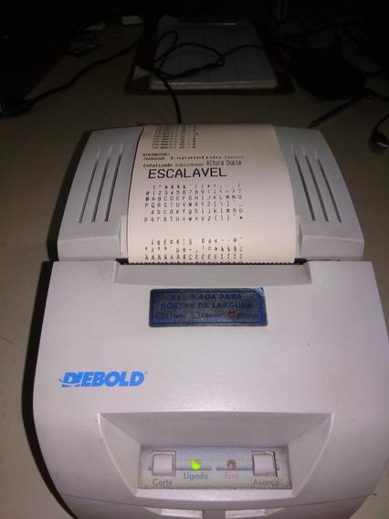 Impressora Termica 40 Coluna 80mm Dielbold Im4x3t Corte Auto