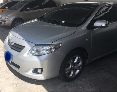 Toyota Corolla 1.8 16v Xli Flex Aut. 4p 2010