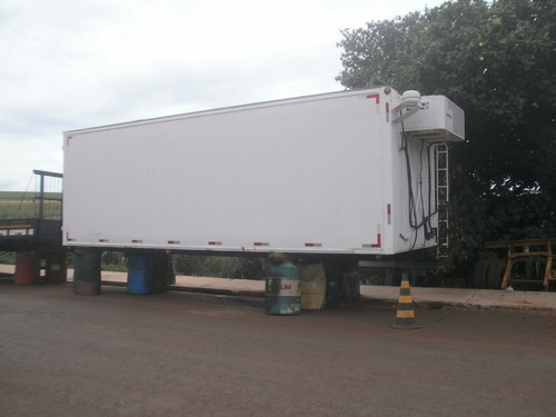 Bau Refrigerado Thermostar Gancheira Truck