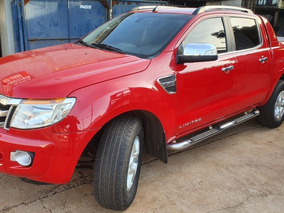 Ford Ranger 3.2 Limited Cab. Dupla 4x4 Aut. 4p 2013