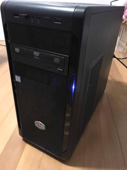 Cpu Gamer I7-4790k 4ghz 16gb Gtx950 Ssd Evo 240gb