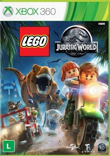 Lego Jurassic World Midia Digital Xbox Roraima Games