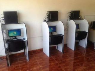 Paquete Módulos Para Computadoras Sillas Y Computadoras