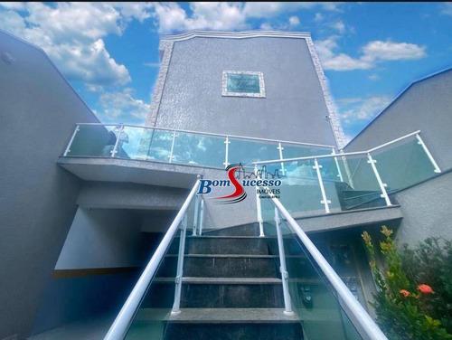 Imagem 1 de 16 de Sobrado Com 2 Dormitórios À Venda, 67 M² Por R$ 470.000,00 - Vila Carrão - São Paulo/sp - So1672