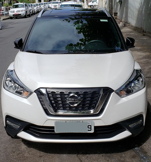 Nissan Kicks Sl1.6 16v Flex 4p Xtronic - 2018