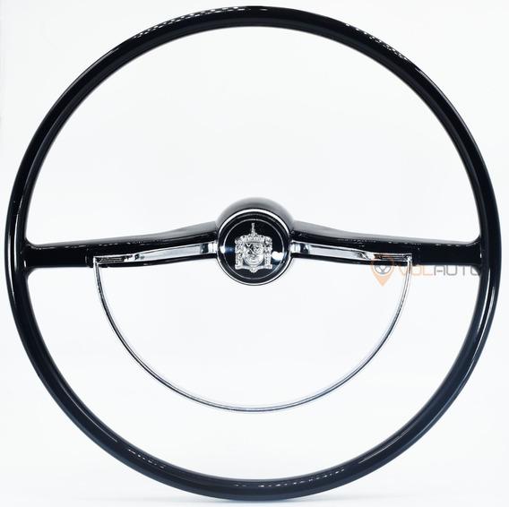 Volante Classico Modelo Original Fusca Brasilia Karman Ghia