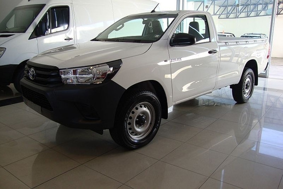 Toyota Hilux 2.4 150cv Cabina Simple Dx 4x4 Manual 2020