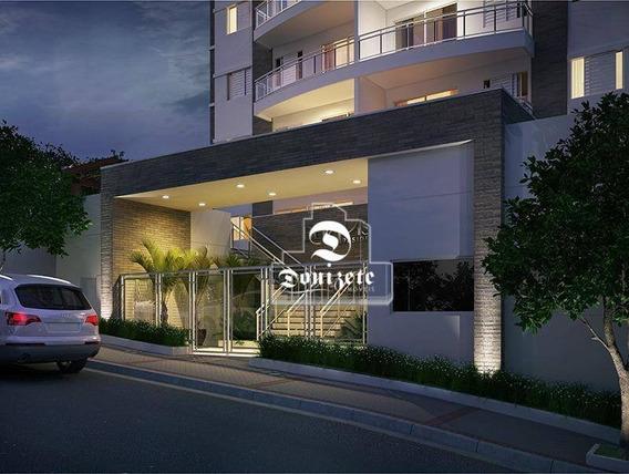 Apartamento À Venda, 90 M² Por R$ 628.000,00 - Jardim Bela Vista - Santo André/sp - Ap11160