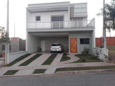 Lindo Sobrado Condomínio Terras De São Francisico - So3774