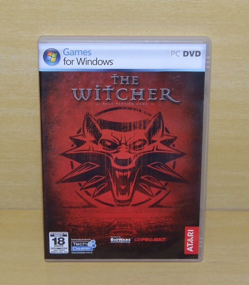 The Witcher 1 - Pc