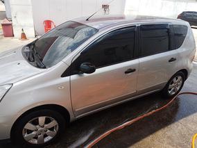 Nissan Livina 1.8 S Flex Aut. 5p 2010