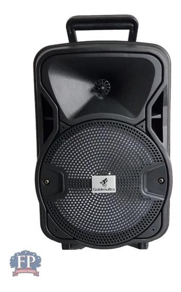 Caixa De Som Mondial 50w Bluetooth Com 1 Microfone 1507