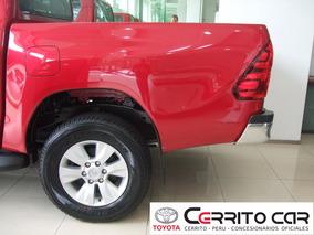 Toyota Hilux Srv Financiada Bonificaciones