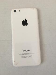 iPhone 5c, 8gb, Blanco/vde Sin Bloqueos, Excelente Condicion