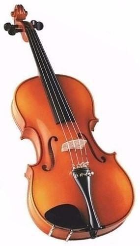Violin Stradella Mv141134 3/4 Macizo Tapa Pino, Fondo Maple
