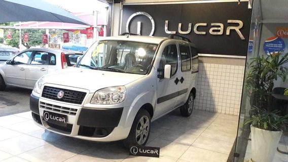 Fiat Doblò Essence 1.8 2018 C/ 7 Lugares