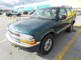 Chevrolet Blazer Ii Serie At 4300cc 4x4