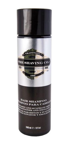 The Shaving Co. Shampoo Para Cabello 240ml