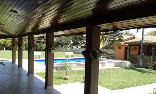 Chácara Com 2 Dormitórios À Venda, 2050 M² Por R$ 530.000,00 - Zona Rural - Piracicaba/sp - Ch0059