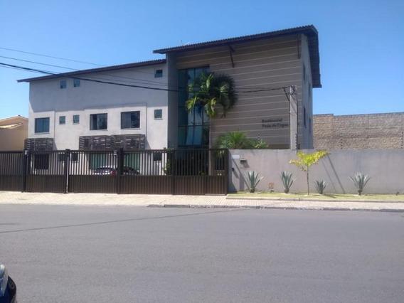 Flat Para Locação Em Lauro De Freitas, Vilas Do Atlântico, 1 Banheiro, 1 Vaga - Vs266
