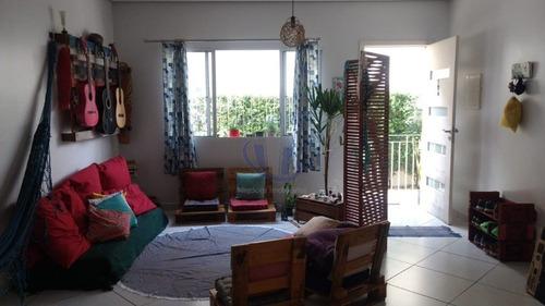 Imagem 1 de 15 de Oportunidade! Otimo Sobrado Com 2 Dormitorios A Venda Em Condominio Fechado. - V-1946
