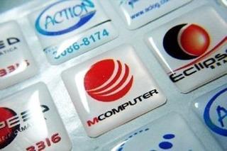 Adesivo Resinado 3d Relevo Para Lojas De Informática