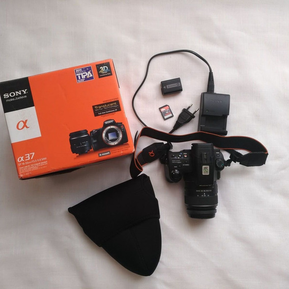 Câmera Digital Sony Slt- A37
