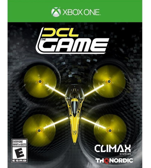 Dcl Drone Championship League Xbox One Mídia Física Novo