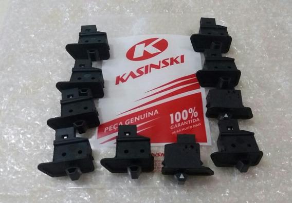 10 Unid. Interruptor Pisca/seta Kasinski Soft 50/win 110 Ori