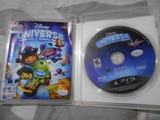 Disney Universe 1 A 4 Jugadores Español Ps3 Juegos Mandos