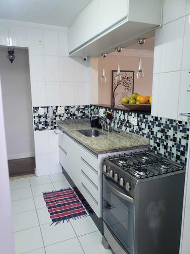 Imagem 1 de 13 de Apto 3 Quartos (1 Suíte), Sala, Cozinha Americana- Santana