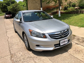 Honda Accord 2.4 Lx Sedan L4 Tela At