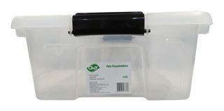 Caja Organizadora Plastica Okey 10 L.