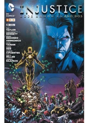 Imagen 1 de 3 de Injustice: Gods Among Us No. 25 / Año Dos