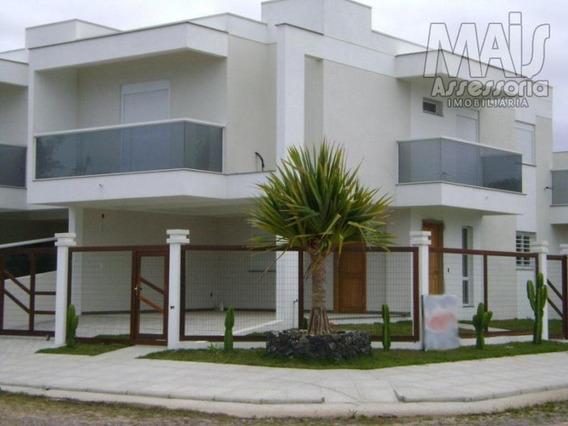 Casa Para Venda Em Arroio Do Sal, Sol Raiante, 3 Dormitórios, 1 Suíte, 3 Banheiros, 2 Vagas - Jvcs269_2-935485