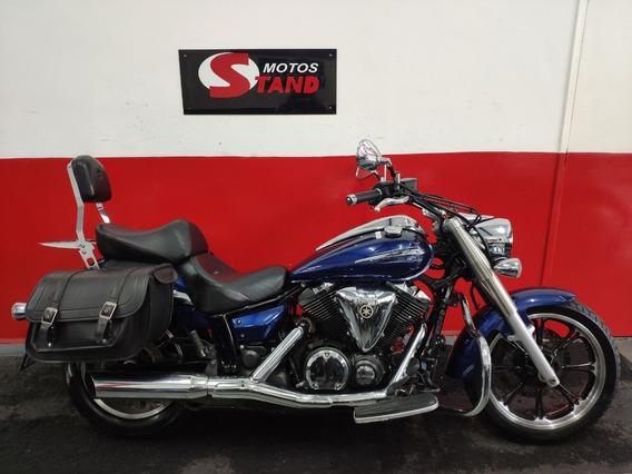 Yamaha Xvs Midnight Star 950 2012 Azul