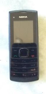 Nokia X1-01 Com Defeito/retirada De Peças Com Carregador