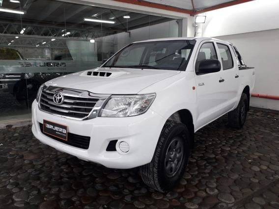 Toyota Hilux Dx 2.5 C/d 4x2 2013