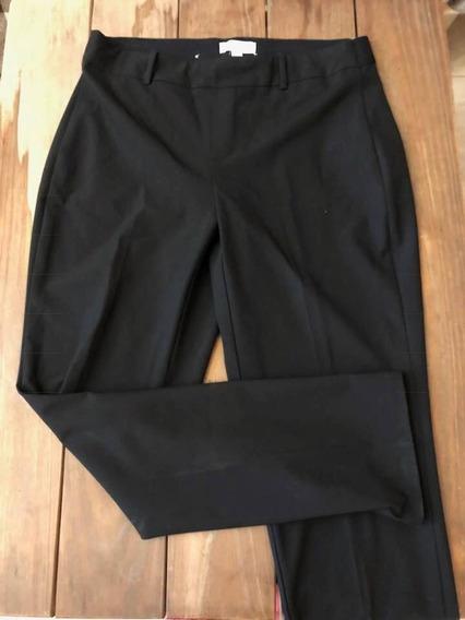 Calvin Klein Pantalon De Vestir Talle 4 Elastizado Usa