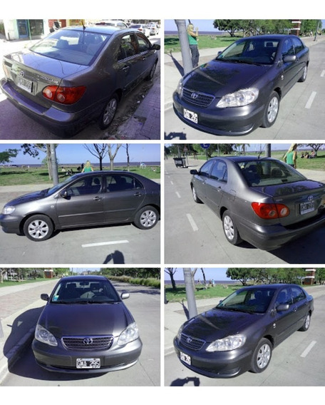 Toyota Corolla 1.8 Xei At 4 P 2007