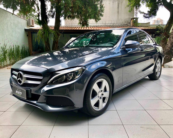 Mercedes-benz C200 2.0cgi Avantgarde Turbo 2015/2016